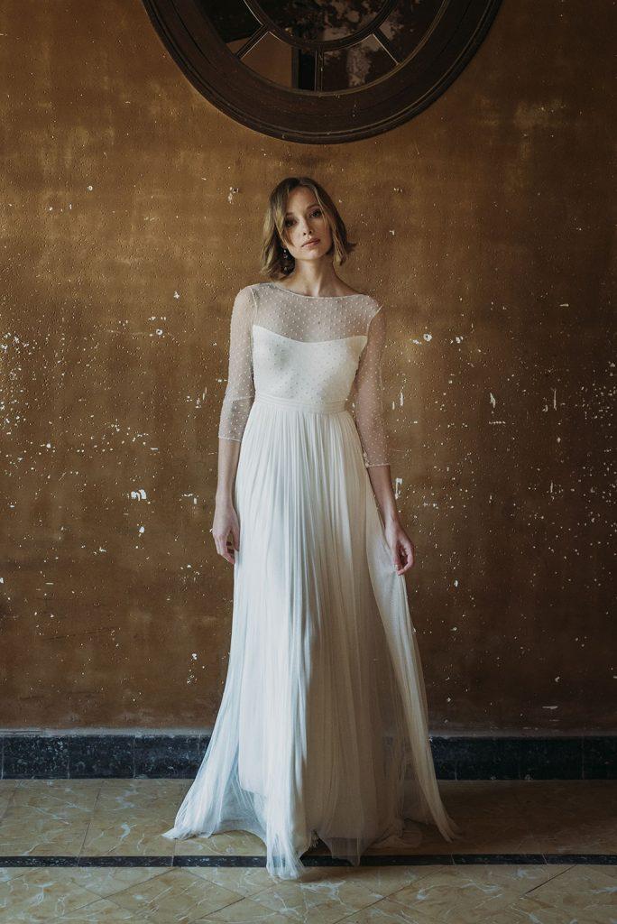 Vestidos de novia de jose maria peiro