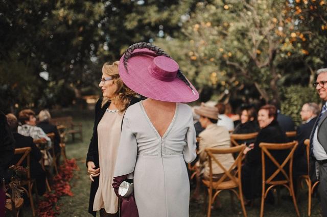 Vestido madre de la novia protocolo