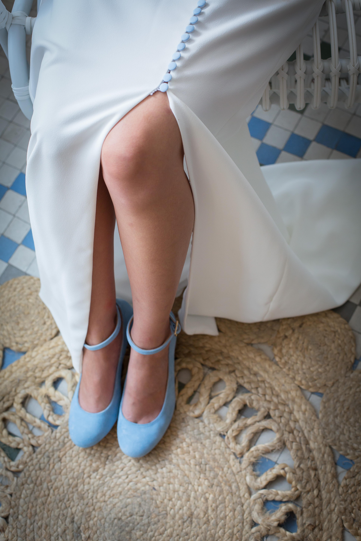8fe32b6d LOOVSHOES; calzado para novias en Valencia.   Algo nuevo prestado y azul