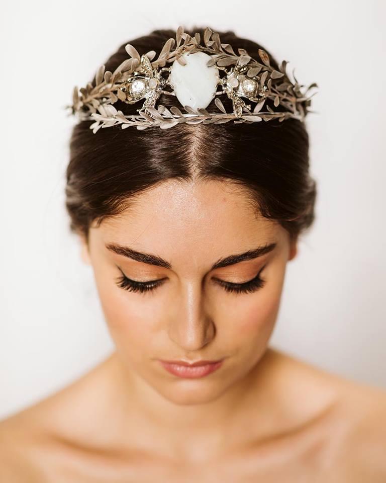 cristina crespo. maquillaje para novias